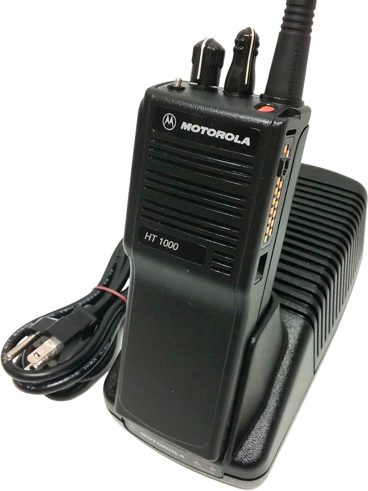 Motorola HT1000 Construction Job site Two Way Radio VHF 136-174