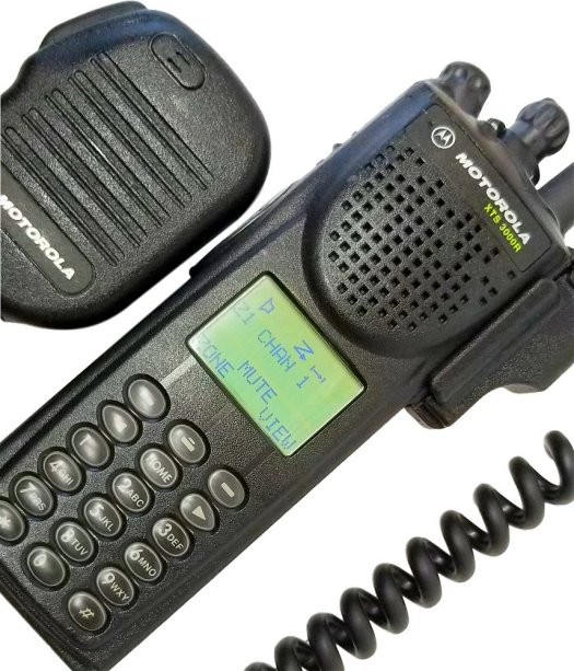 Motorola XTS3000 III VHF P25 Two Way Radio Ruggedized SMARTzone