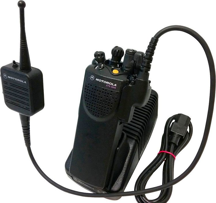 Motorola ASTRO XTS3000 M1 Two Way Digital Radio 800MHz SMARTnet