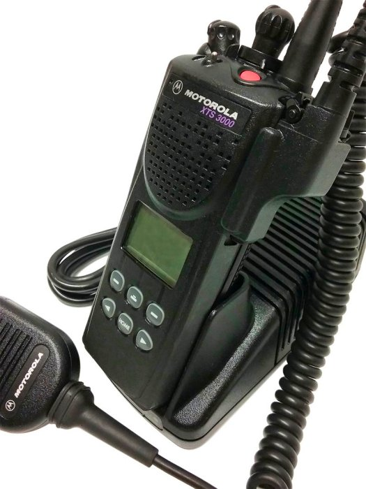 Motorola XTS3000 II 800MHz P25 Digital Two Way Radio SMARTzone