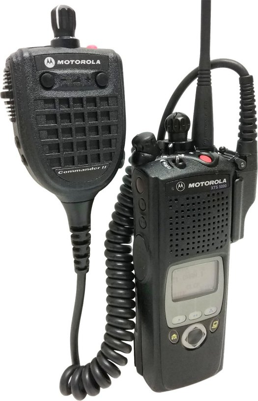 Motorola ASTRO XTS5000 II P25 Digital Two Way Radio 7/800 ADP