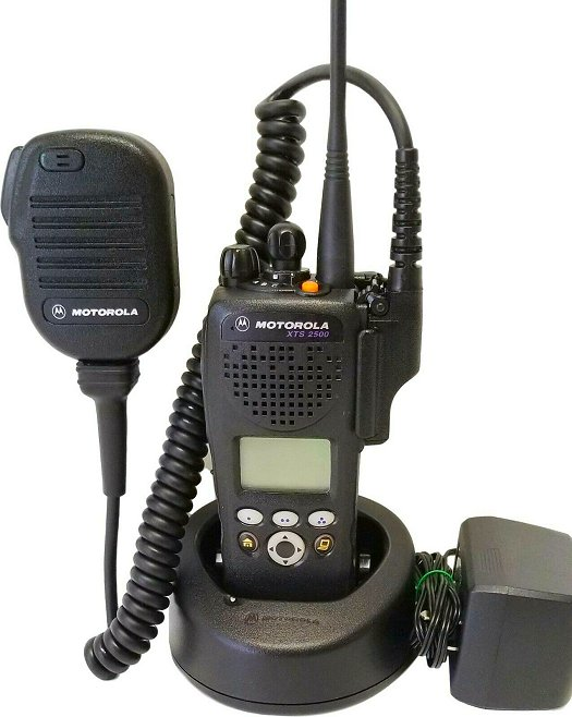 Motorola XTS2500 II 7/800MHz P25 Digital Two Way Radio SMARTzone